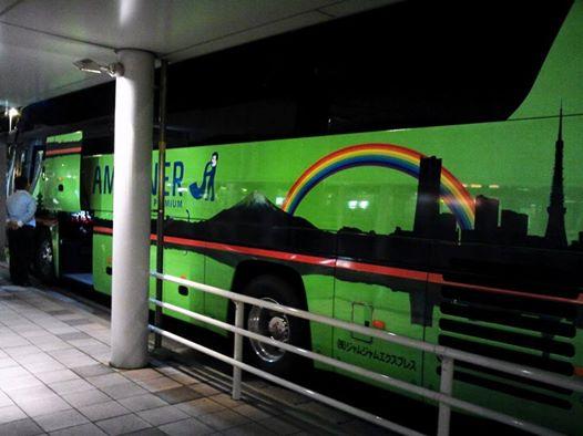 夜行バス2
