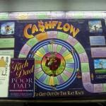 キャッシュフローゲームを開催 初心者も楽しんでお金について学んでもらいました