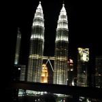 マレーシアのペトロナスツインタワー周辺を1日中観光してきた!!