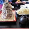 悦中庵の二八そば|八戸で有名なタワー状の大盛りそばを食べてきた
