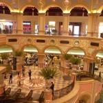 マカオはまるで夢の国|最大のカジノスポットのベネチアンに行く