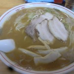 青森駅前の長尾中華そばで朝ラーを体験 7時から食べられるご当地ラーメン
