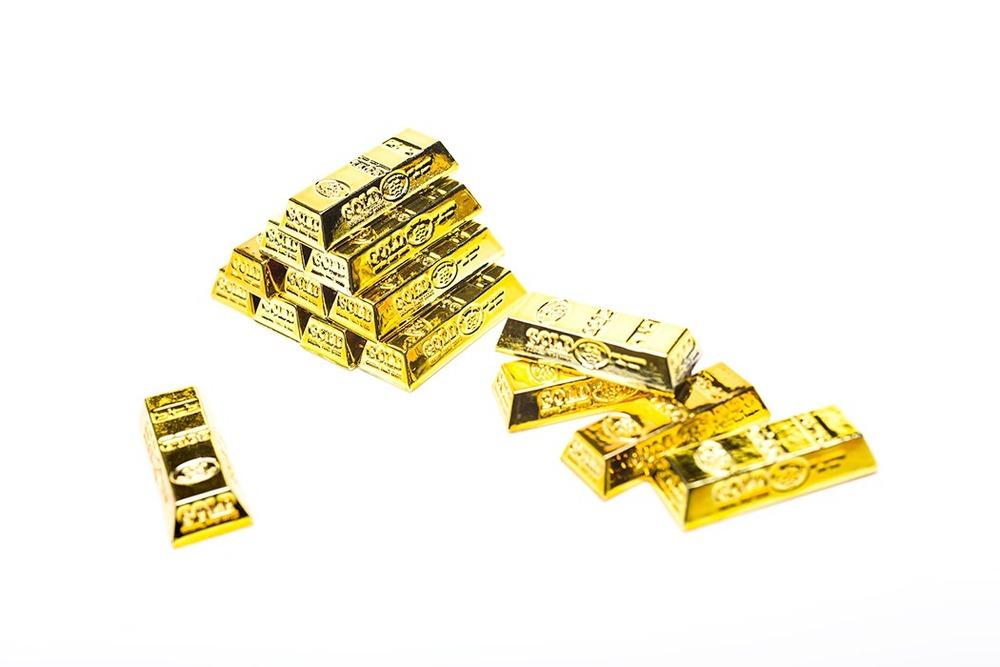 ゴールドへの投資2