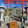 全焼したパワースポット蕪島神社に行ってきた|再建祈願