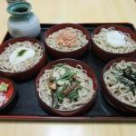 青森県横浜町「手打ちそば・うどん処檜屋」で初めてランチしてきました