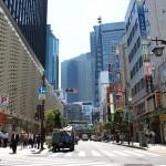 新橋・汐留界隈で最大料金(上限)の安い駐車場をまとめてみた