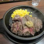 【初体験】ランチの時間に「いきなりステーキ仙台店」に行ってみました