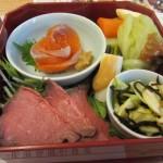 銀座のメルサ4階の「なすの屋」で那須高原の食材のランチを食べる【11時開店】