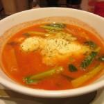 歌舞伎町の太陽のトマト麺新宿東宝ビル店|前から気になってたので行ってきた