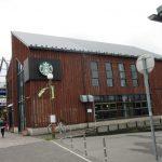 函館の赤レンガ倉庫にあるスタバが異国情緒たっぷりでおしゃれな件