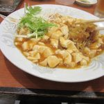 とんとんラーメンで仙台名物マーボー焼きそばを初めて食べる