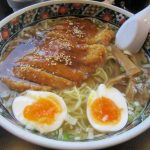 【函館・五稜郭】麺厨房あじさい本店でパーコー麺を食べてきた