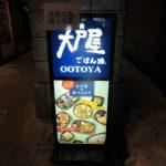 【青森駅前の大戸屋】外食では体に良いらしいので、たまに行く